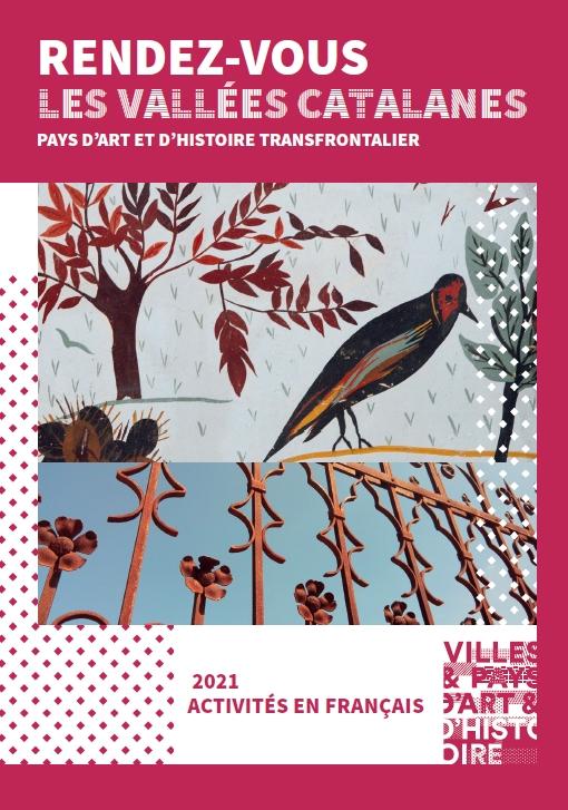 BROCHURE DU PAYS D'ART ET D'HISTOIRE 2021