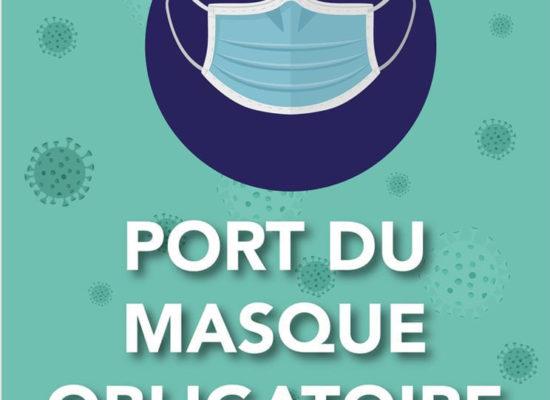 Port du masque obligatoire sur les marchés des Pyrénées Orientales